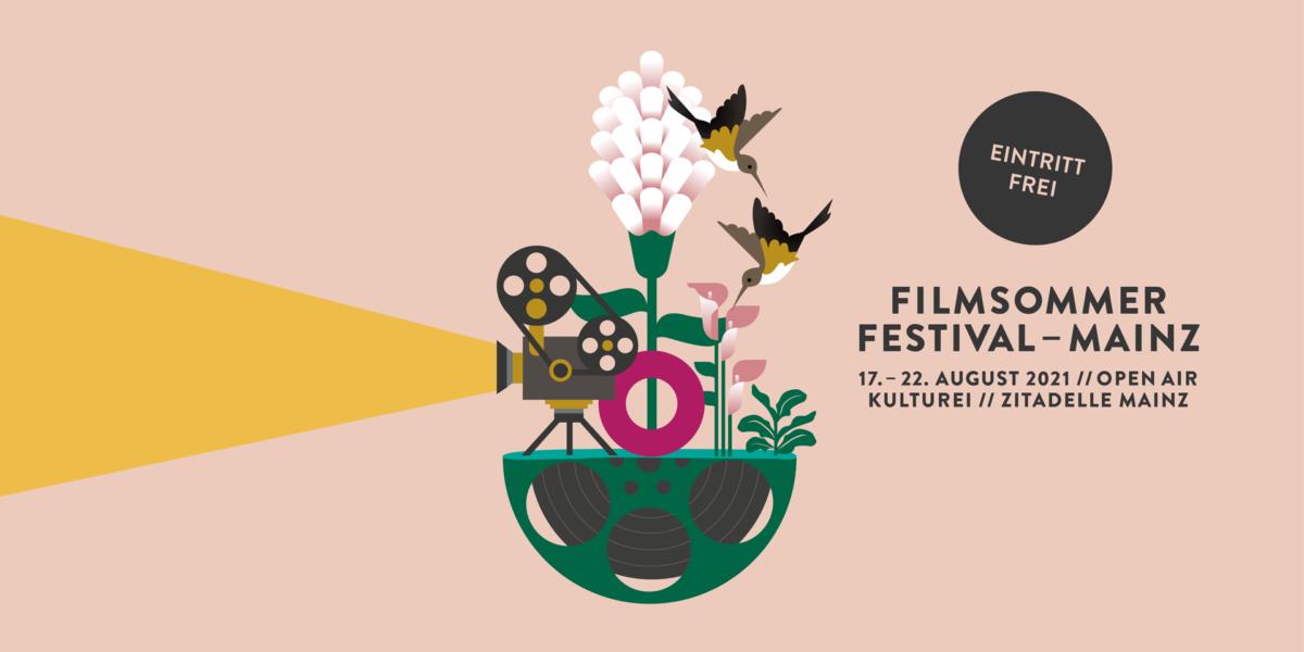 Filmsommer Mainz: DAYS OF THE BAGNOLD SUMMER!