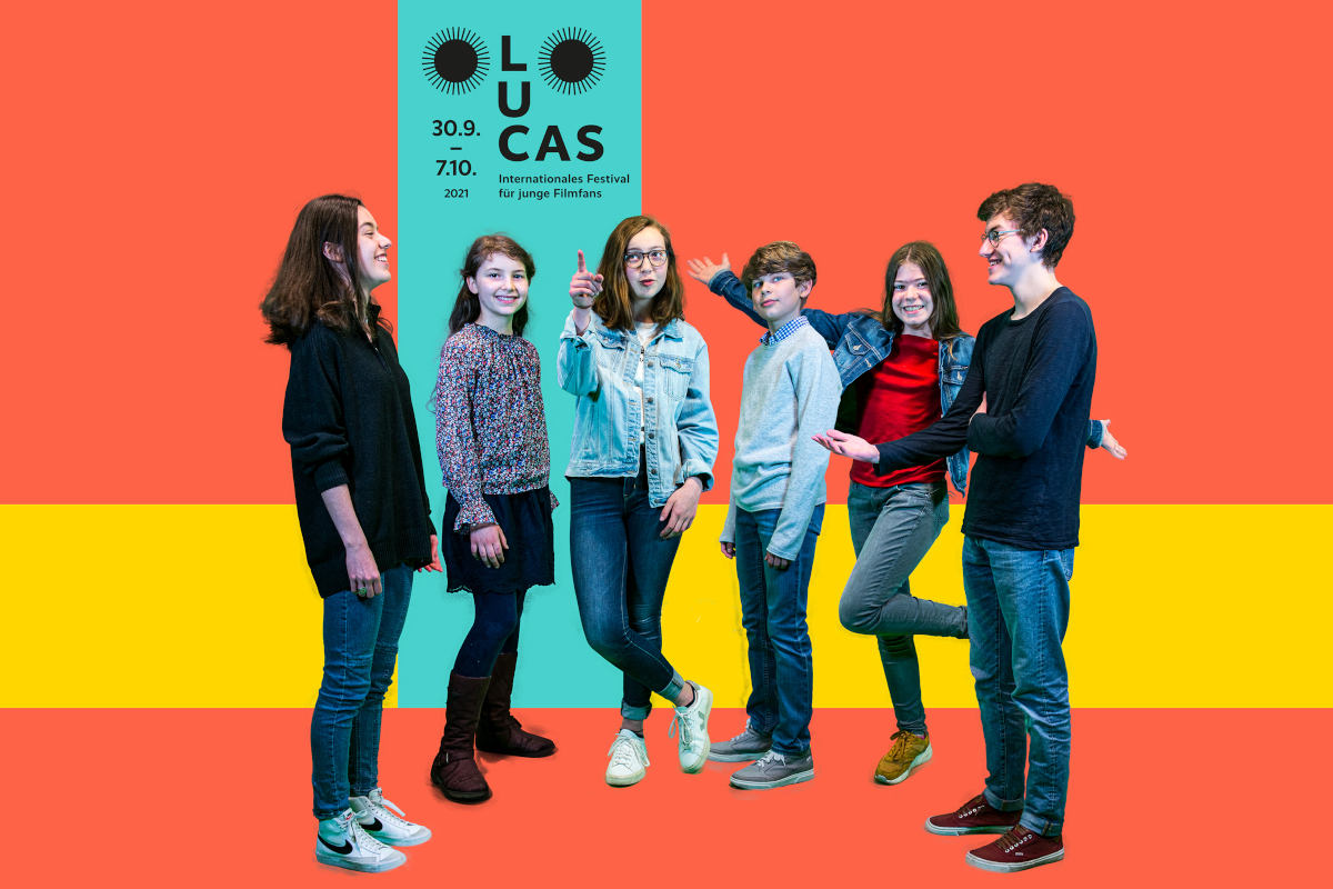 Das sind die jungen LUCAS-Juror:innen 2021