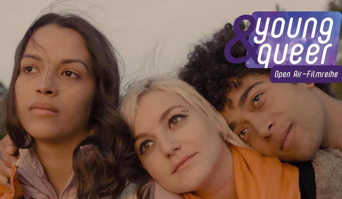 LUCAS präsentiert ALICE JÚNIOR bei der Open-Air-Filmreihe young&queer